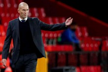 Zinedine Zidane Vows Real Madrid Will 'Go To The End' In La Liga Title Race