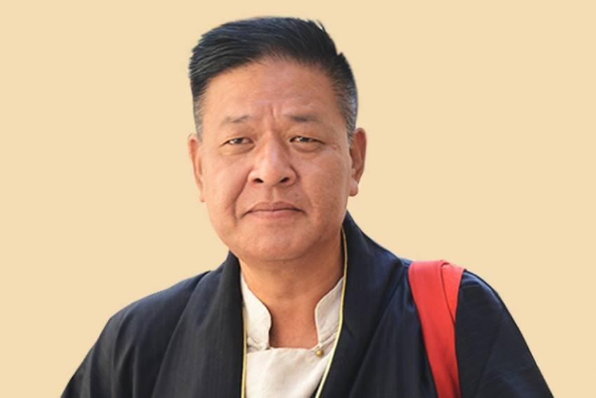 Penpa Tsering New President Of Tibetan Govt-In-Exile