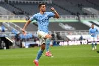 Ferran Torres Hat-trick Helps Manchester City Edge Past Newcastle United 4-3 In Premier League