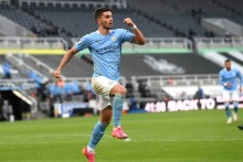 Ferran Torres Hat-trick Helps Manchester City Edge Past Newcastle United 4-3 In Premier League