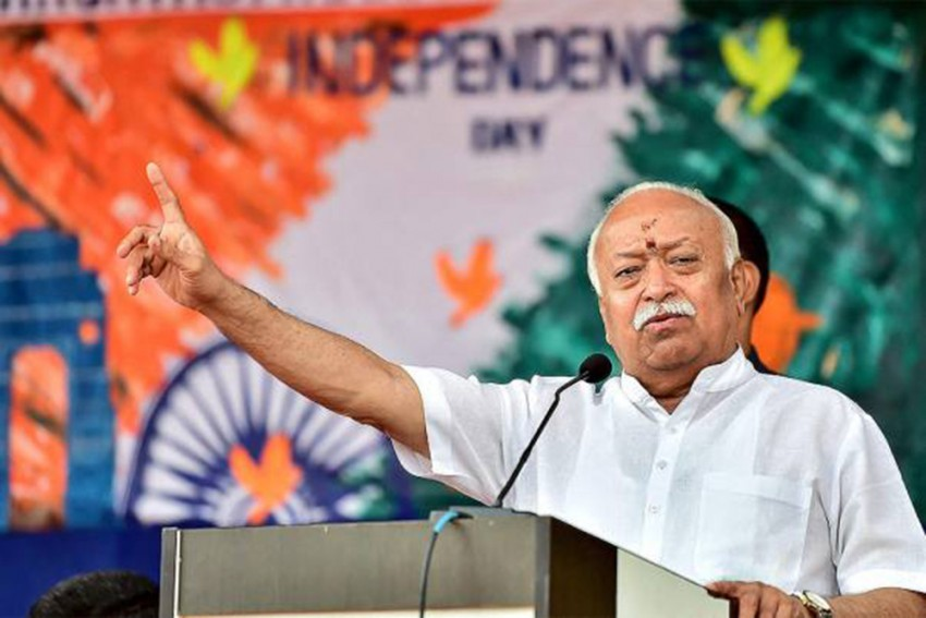 Govt, Public, Everyone Dropped Guard After First Covid Wave: RSS Chief Mohan Bhagwat