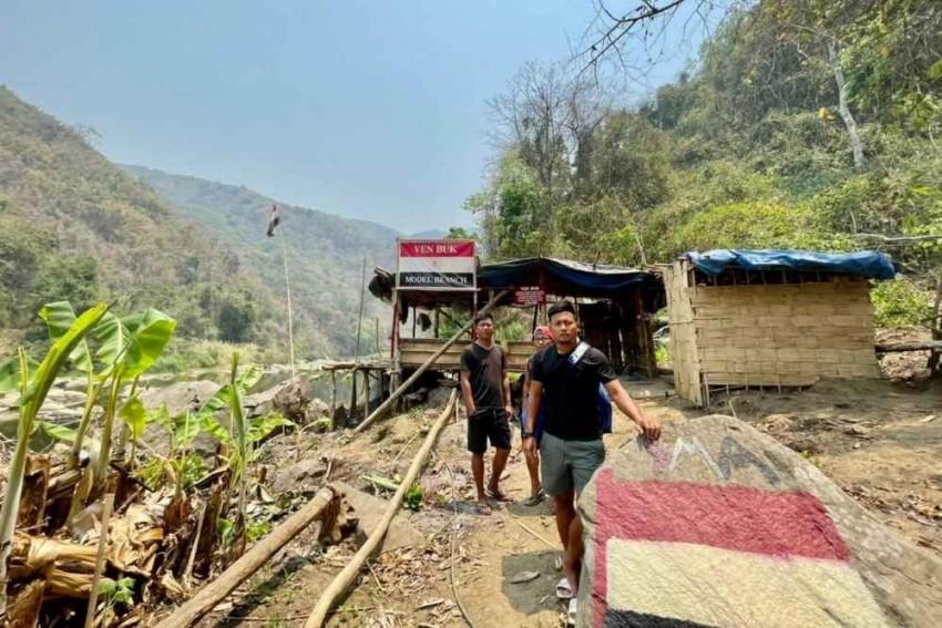 India footballer Jeje Lalpekhlua Patrolling River In Mizoram To Prevent Overfishing