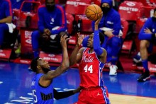 NBA: 76ers Secure Top Seed In East, Mavericks Avoid Play-in Tournament
