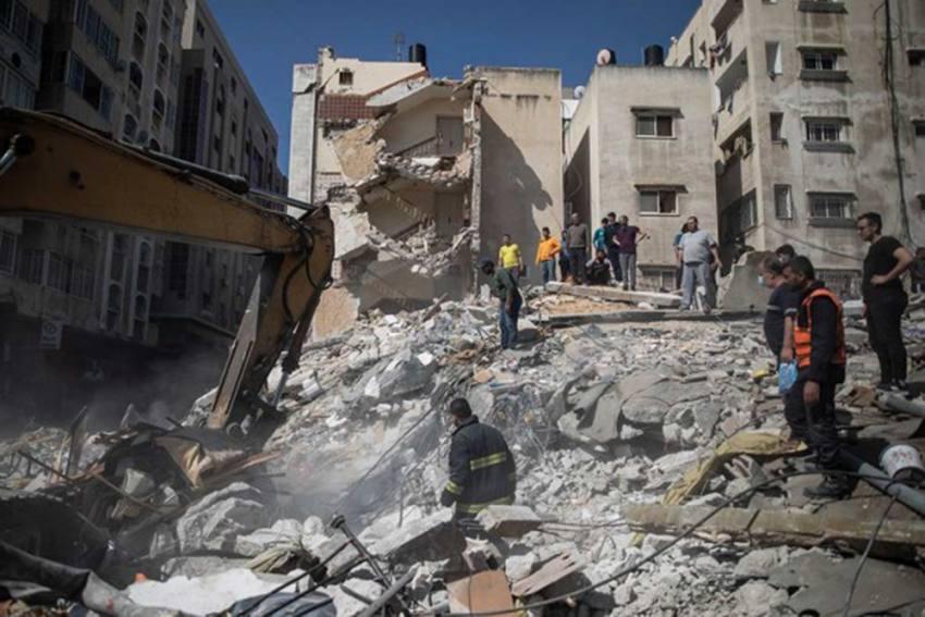 Israeli Airstrikes Kill 42 In Gaza, PM Benjamin Netanyahu Warns Of Prolonged War