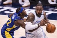 NBA: LeBron James Returns As LA Lakers Keep Alive Top Six Hopes, Brooklyn Nets Big Three Reunited In Win