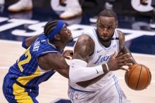 NBA: LeBron James Looks 'Like His Old Self' In LA Lakers Return