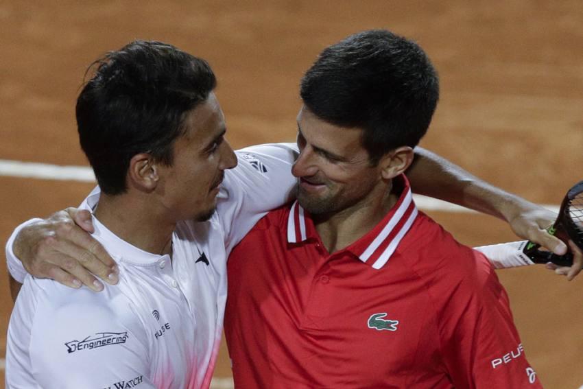 Italian Open: Novak Djokovic Denies Spirited Lorenzo Sonego To Set Up Rafael Nadal Final In Rome
