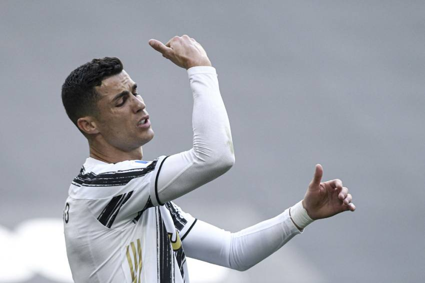Cristiano Ronaldo Was Happy To Be Substituted, Insists Juventus Boss Andrea Pirlo