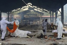 Prevent Dumping Of Corpses In Ganga, Ensure Safe Cremation Of Covid Victims: Centre To States