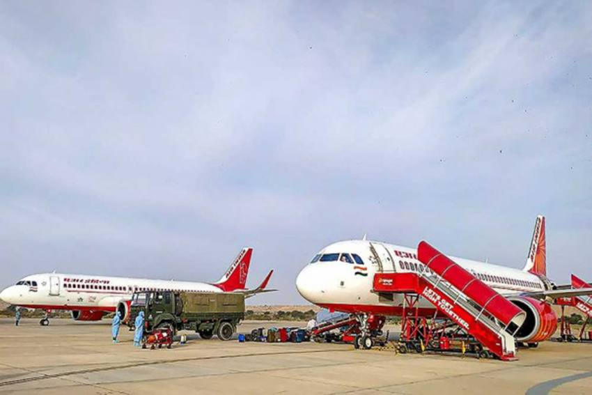 UK's Cairn Energy Eyes Air India To Recover USD 1.72 Billion Due From Centre