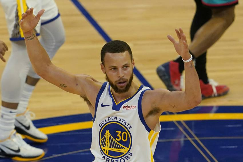 LA Lakers Fall Short As Utah Jazz Clinch NBA's Best Record; Stephen Curry Wins Scoring Title