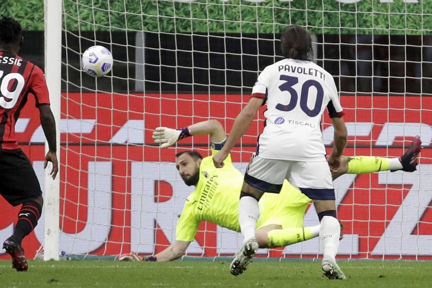 Gianluigi Donnarumma Comes Up Big Against Cagliari, But AC Milan Miss Champions League Spot