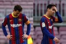 Lionel Messi Has Future To Decide