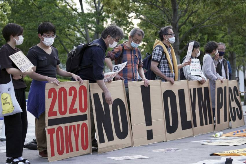 Tokyo Olympics Too Dangerous During COVID Times: Poll