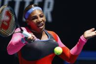 Serena Williams Beats Qualifier To Win First Match In More Than Three Months
