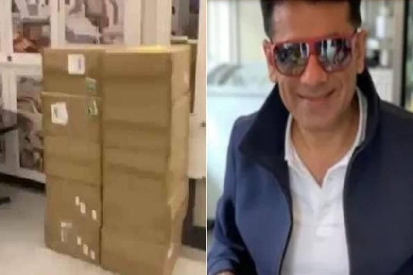 Khan Chacha Owner Navneet Kalra Arrested In Oxygen Concentrator Black Marketing Case