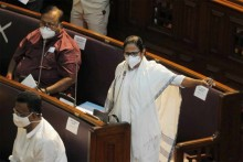 BJP's Efforts To Confine Mamata Banerjee To West Bengal Are Bearing Fruit