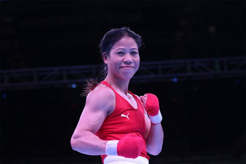 Mary Kom To Spearhead India's Challenge At 'Big Money' Asian Boxing Championships