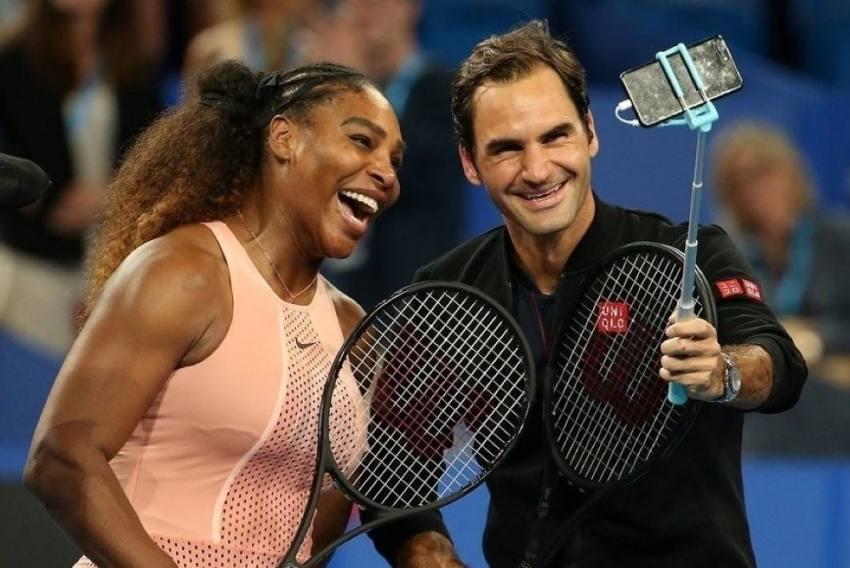 Serena Williams: I Wish I Could Play Like Roger Federer!