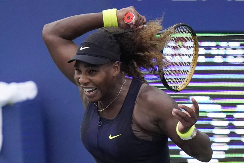 Serena Sails Through But Venus Falls On Mixed Day For Williams Sisters At Emilia-Romagna Open