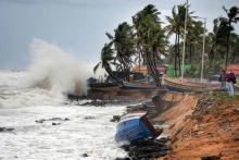 Cyclone Tauktae Weakens After Making Landfall On Gujarat Coast