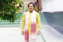 Assam CM Himanta Biswa Sarma Meets Abducted ONGC Employee Ritul Saikia's Family