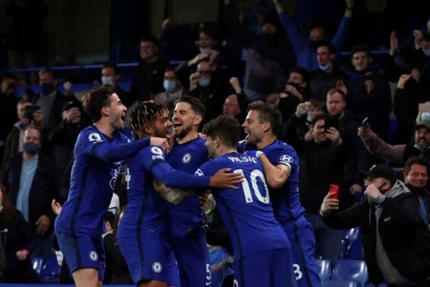Antonio Rudiger, Jorginho Goals Help Chelsea Avenge FA Cup Final Loss To Leicester City
