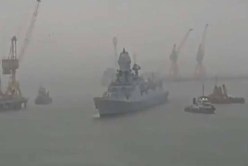 Cyclone Tauktae: 22 Dead, 65 Missing From Barge P305 Off Bombay High Area; 186 Rescued