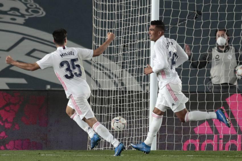 Real Madrid 2-0 Osasuna: Eder Militao, Casemiro Boost Los Blancos' La Liga Title Chances