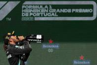 F1 2021: Lewis Hamilton Cruises Home In The Algarve To Stretch Season Lead