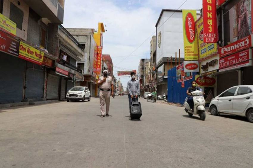 Odisha Imposes 14-Day Lockdown To Tackle Covid-19 Surge