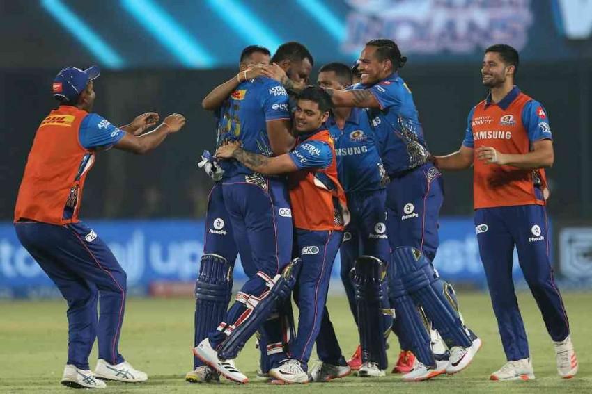 IPL 2021: Kieron Pollard (87 From 34) Steals Last-Ball Win For Mumbai Indians Vs Chennai Super Kings - Highlights