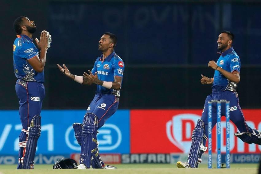 IPL 2021: Kieron Pollard Stars As Mumbai Indians Beat Chennai Super Kings In Last-ball Thriller