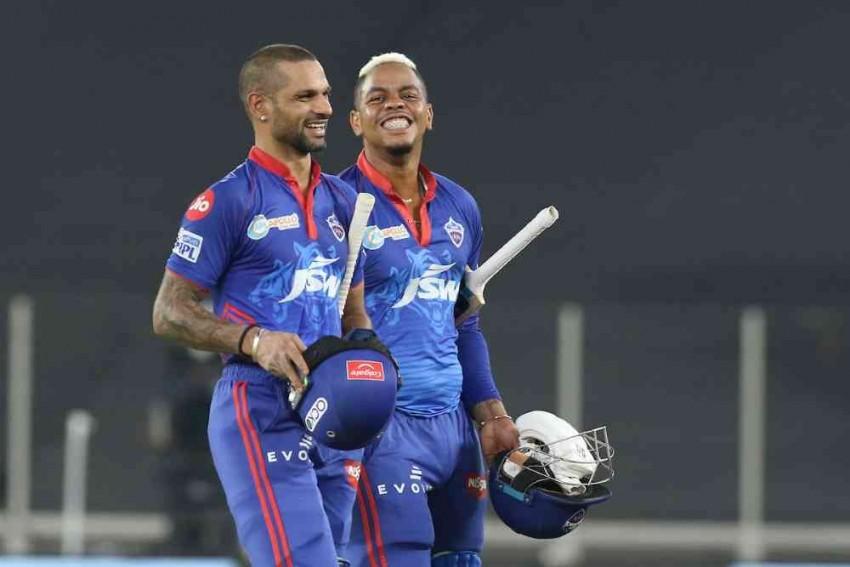 IPL 2021: Shikhar Dhawan's 47-ball 69 Takes Delhi Capitals To Top Of The Table - Highlights