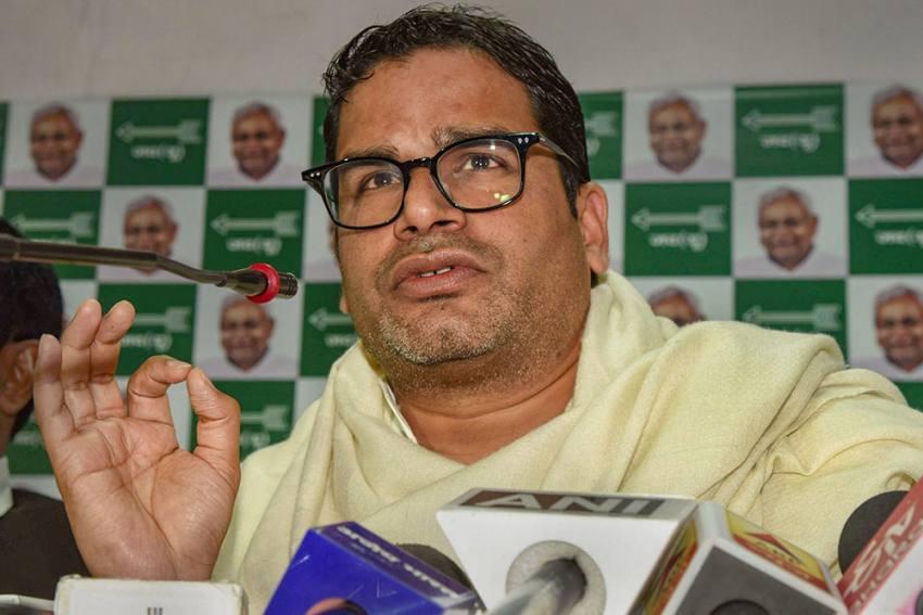 Prashant Kishor's  IPAC Team Members Under 'House Arrest' In Agartala Hotel