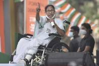 Mamata 'Loses' Nandigram In A Cliffhanger Amid TMC's Spectacular Return To Power