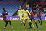Nicolas Pepe's Late Goal Against Crystal Palace Keeps Arsenal's European Hopes Alive