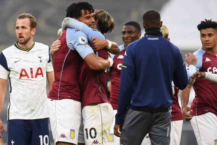 Premier League: Aston Villa Beat Tottenham 2-1 Amid Harry Kane Transfer Saga