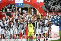 Federico Chiesa Goal Helps Juventus Beat Atalanta 2-1, Clinch Coppa Italia