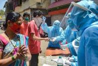 Despite Dip In Covid-19 Cases, No Relief For Volunteers In Rajasthan