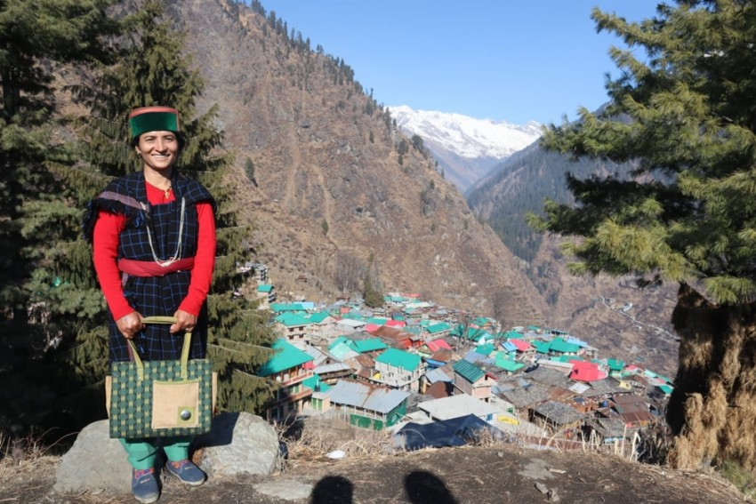 God Says Yes To Vaccine In Ancient Himachal Village