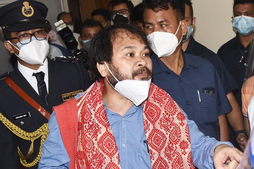 You Can Kill Me But You Can't Stifle My Voice: Jailed Activist, Now MLA Akhil Gogoi
