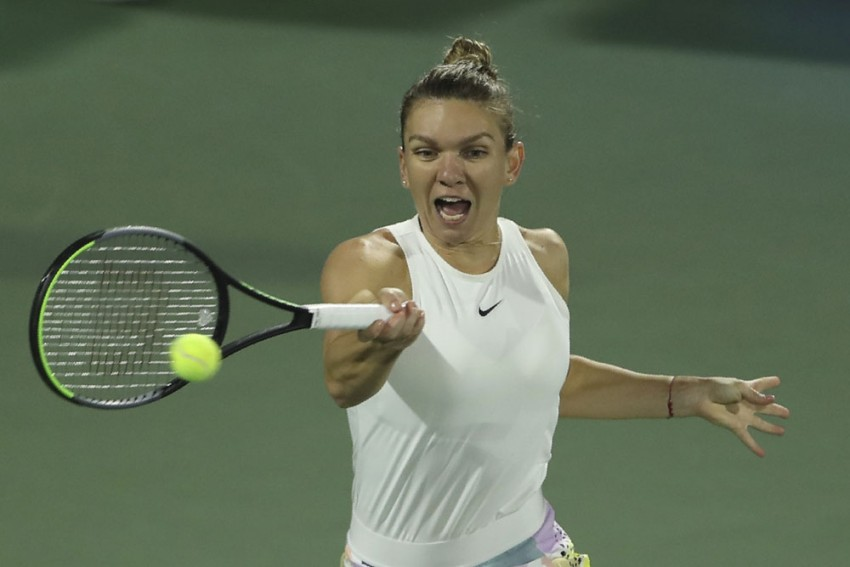 Simona Halep Forced To Withdraw From French Open Due To Calf Injury