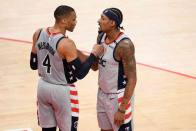 NBA: Bradley Beal And Russell Westbrook Combine As Wizards Earn Playoff Date With 76ers