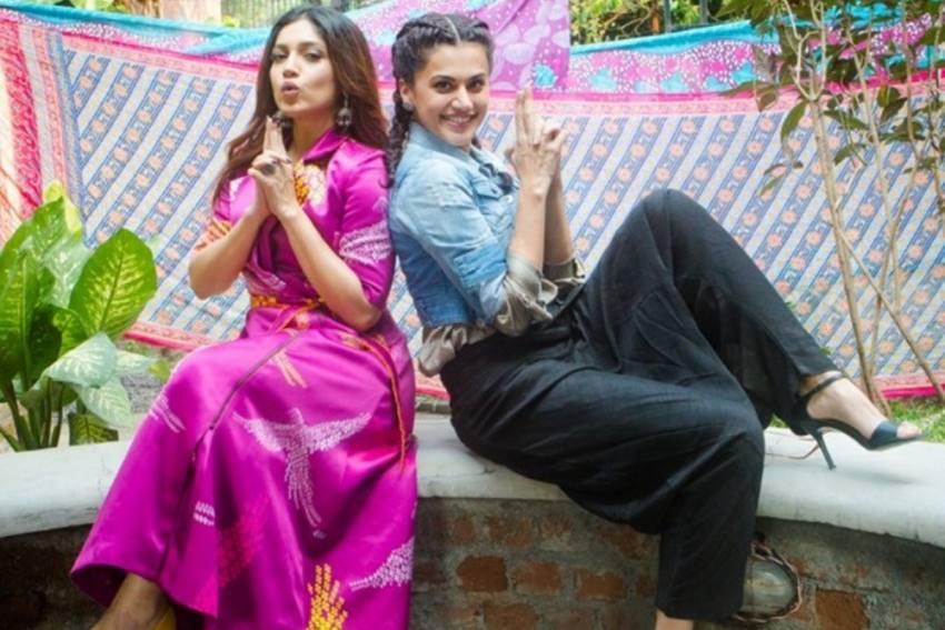 Blockbuster 'Saand Ki Aankh' Dadis Taapsee Pannu And Bhumi Pednekar Are Real-life Covid Warriors