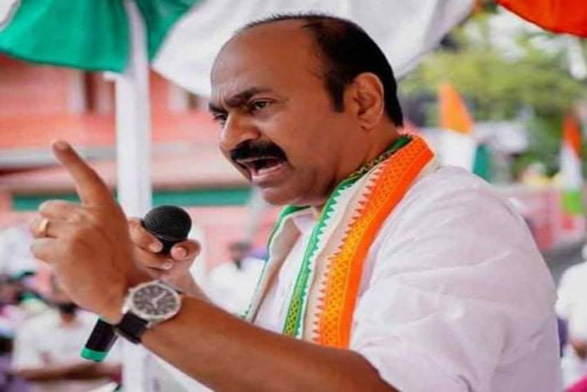 Kerala: Amid Infighting, Congress Appoints V D Satheesan As Leader Of Opposition