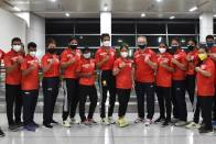Indian Boxing Team Reaches Dubai For Asian Championships After Delayed Landing Of Flight