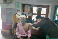 After Days Of Uncertainty, Covid Vaccination Drive Launched In Remote Himalayan Village