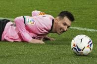 Lionel Messi Wins La Liga's Pichichi Trophy For 8th Time