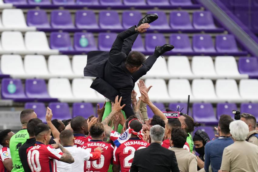 Atletico Madrid Win La Liga 2020-21: Key Games That Sealed Diego Simeone's Second League Title